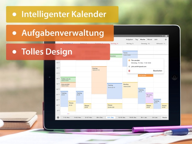 Calendars 5 von Readdle Screenshot