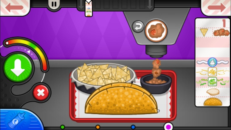 Papa's Taco Mia To Go! screenshot-3