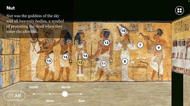 Tutankhamun AR screenshot-5