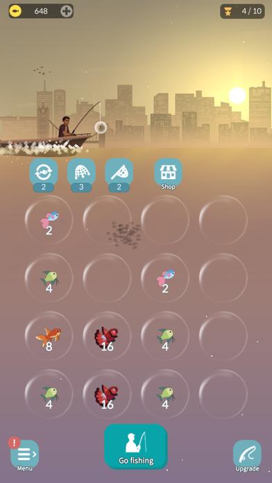2048 Fishing screenshot 2