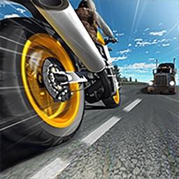 极限山地摩托车暴力狂飙竞速赛