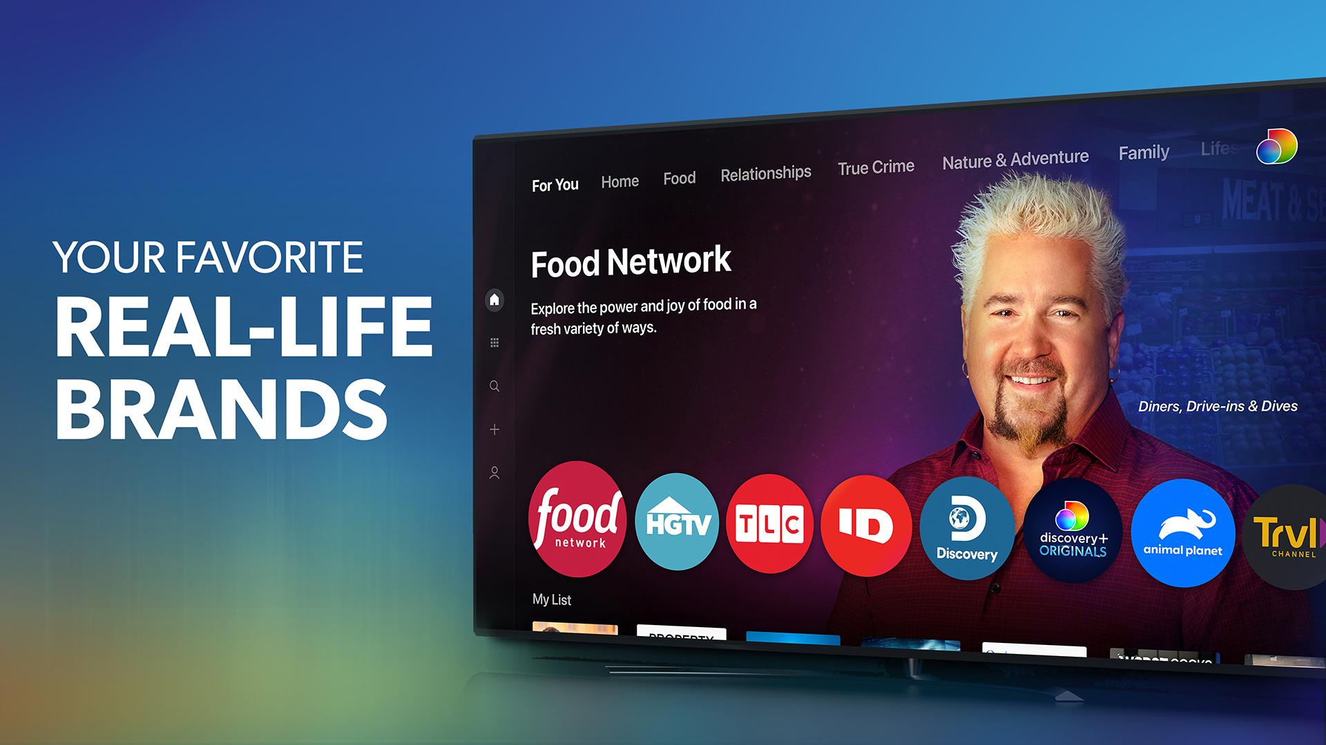 discovery+   Stream TV Shows screenshot 6