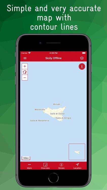 Sicily Offline