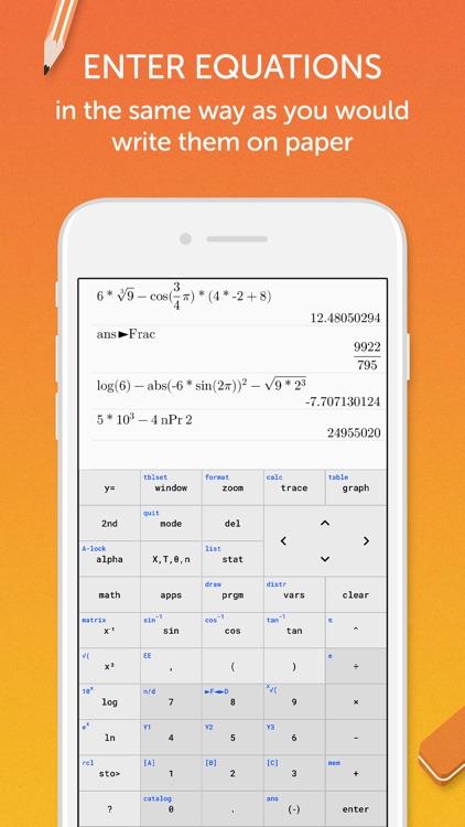 TI 84 Graphing Calculator