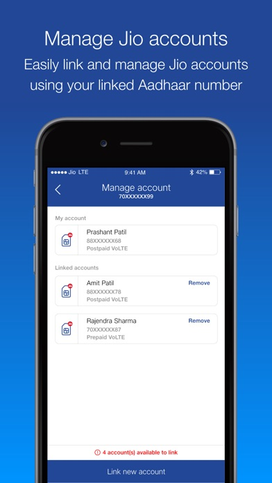 Download MyJio for Pc