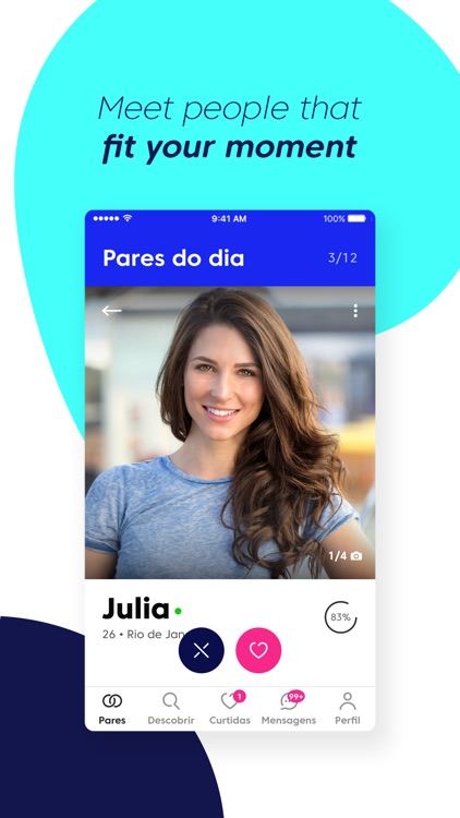 ParPerfeito: Serious Dating screenshot-3