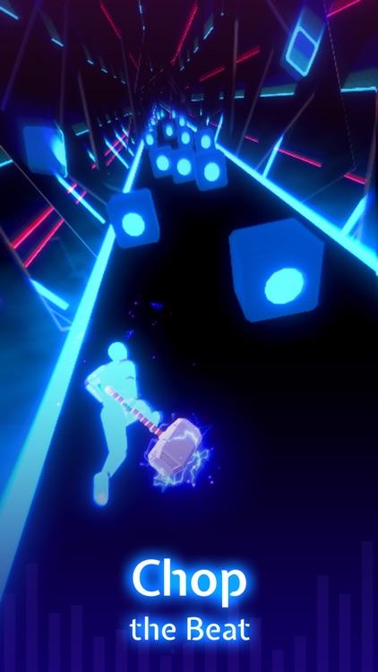 Beat Blade: Dash Dance screenshot-0
