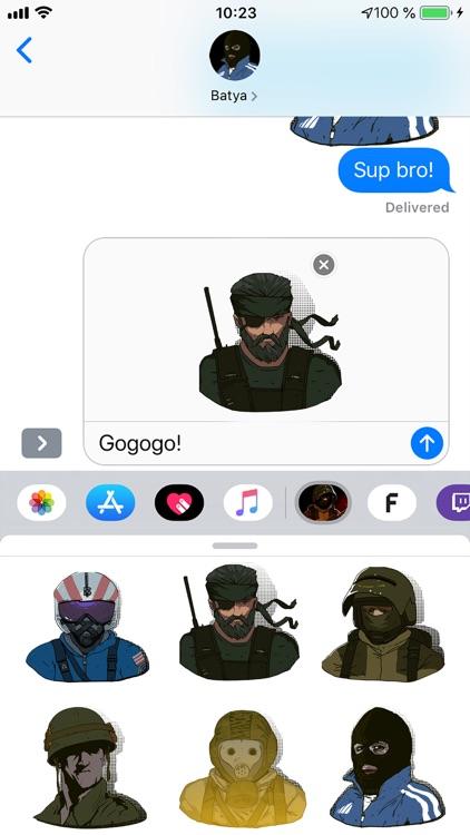 Tacticool Operators screenshot-3