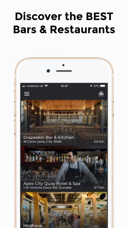 Cheerz App - Free Drinks