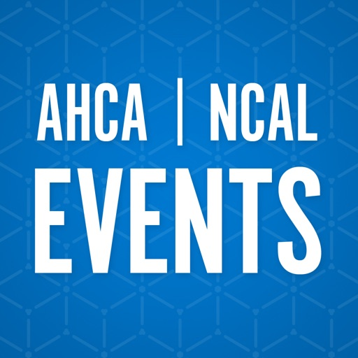 AHCA NCAL Events