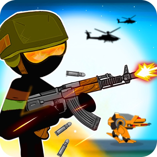 Stickman Maverick : stick war