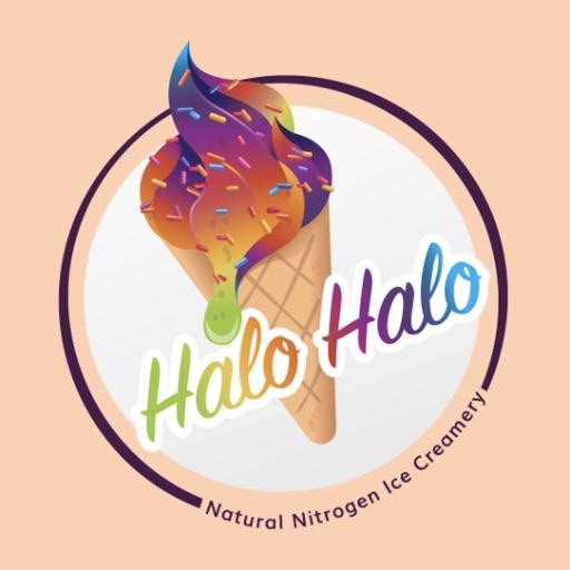 Halo Halo - Nitro Ice Creamery