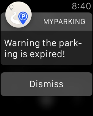 My Parking Screenshot
