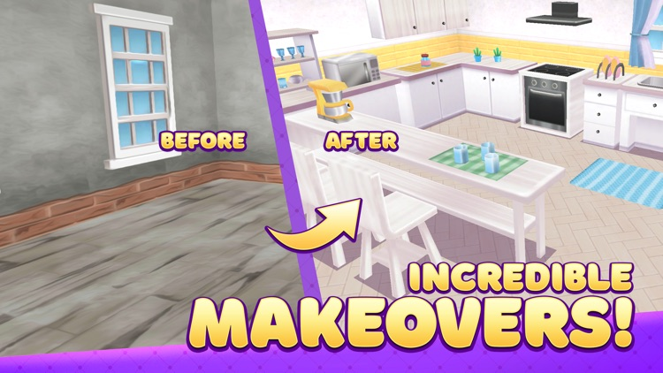 Decor Dream - Home Design Game screenshot-3