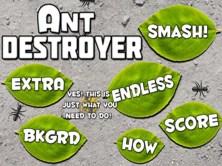 Bug Destroyer HD screenshot-4
