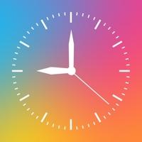 アナログ時計 ウィジェット