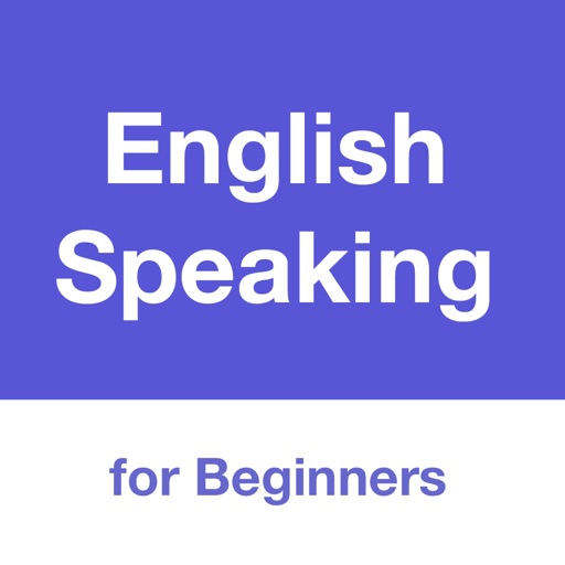 English Speaking for Beginners iOS App