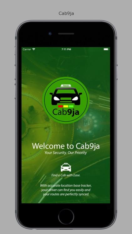 Cab9ja User