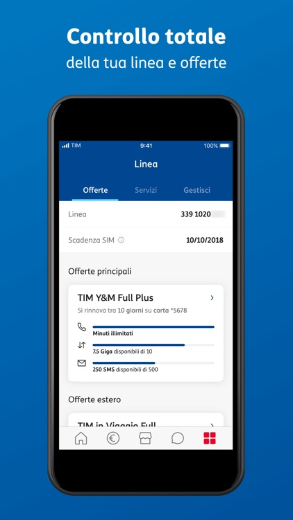 MyTIM Preview screenshot-2