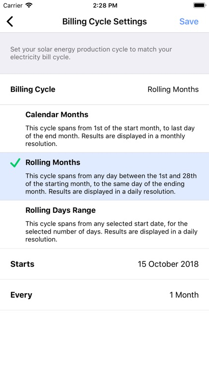 SolarEdge Monitoring screenshot-3