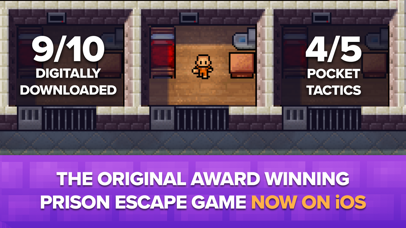 The Escapists: Prison Escape app image