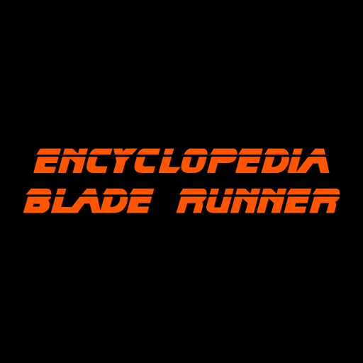 Fan Guide to Blade Runner icon