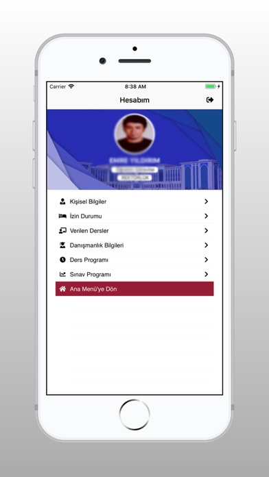 KLU Mobil screenshot #3