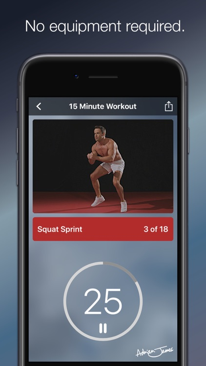 Adrian James: HIIT screenshot-2