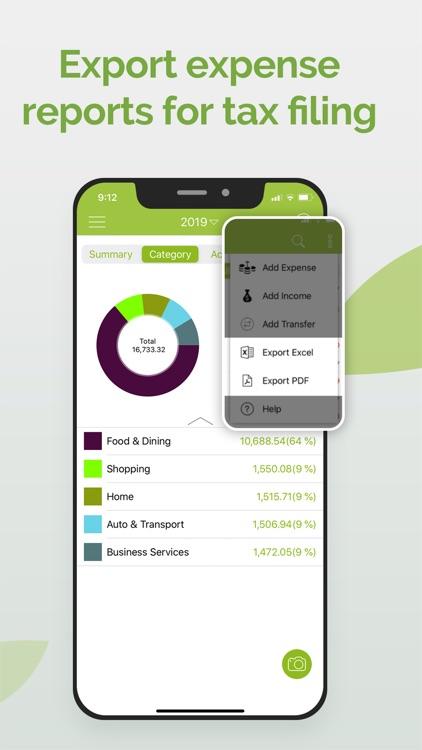 Foreceipt Receipt Tracker App screenshot-0