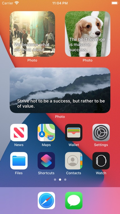 Photo Widgets screenshot-8