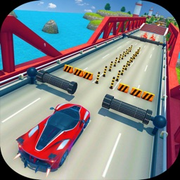 Fearless Highway Car Stunt Pro
