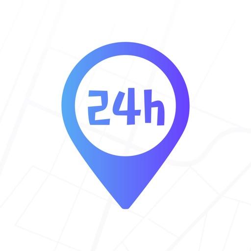 Life24h - 定位找人神器×24h守护家人安全