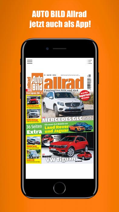 Auto Bild Allrad Readerのおすすめ画像1