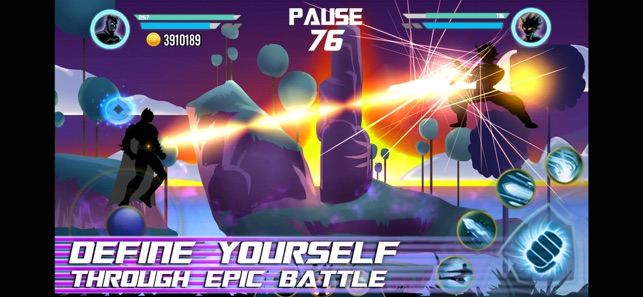 Shadow Fight Battle Warriors 2 on the App Store