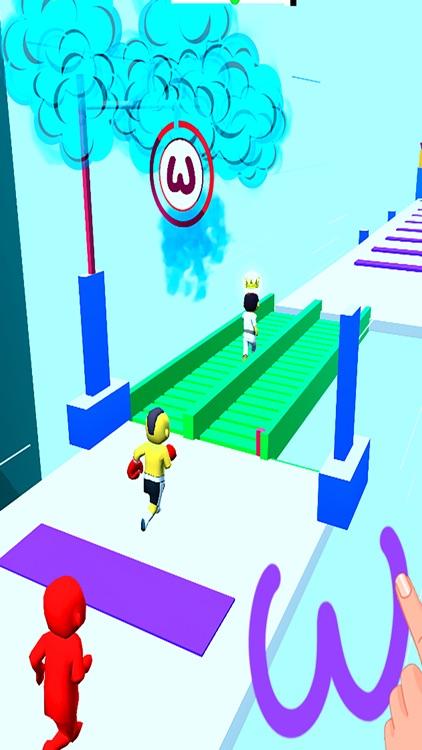 Draw Race 3D screenshot-4