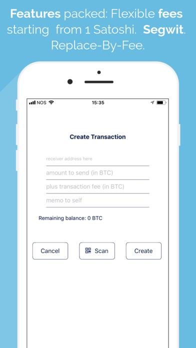 BlueWallet - Bitcoin wallet - AppRecs