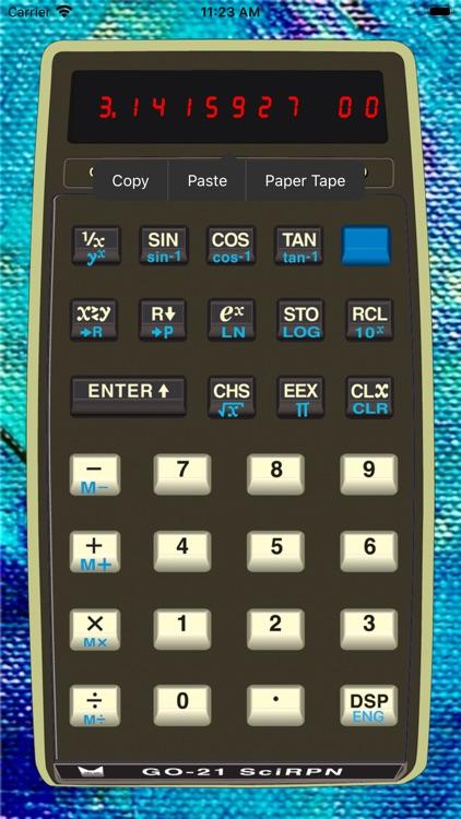 GO-21 SciRPN screenshot-3