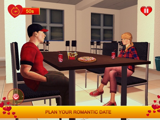 Virtual Romance Sim: Love City screenshot 7