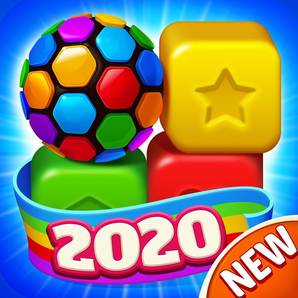 Toy Brick Crush!Blast Cubes