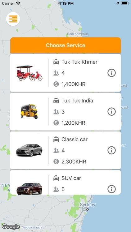 Pickup App Cambodia screenshot-4