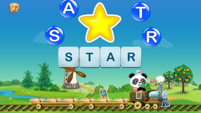 Lola のアルファベットトレイン screenshot1