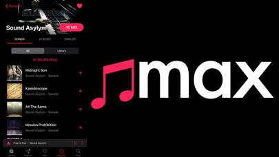 MusicMax - 音楽聴き放題のおすすめ画像1