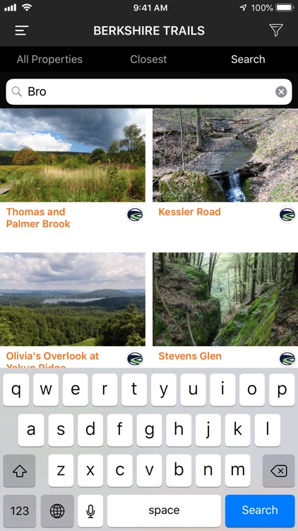 BNRC Berkshire Trails screenshot-4