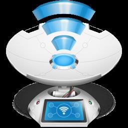 Ícone do app NetSpot PRO – Wi-Fi Reporter