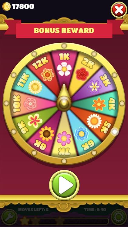 Mahjong Flower Garden Puzzle screenshot-9