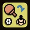 2 人ミニゲーム : チャレンジ - iPhoneアプリ