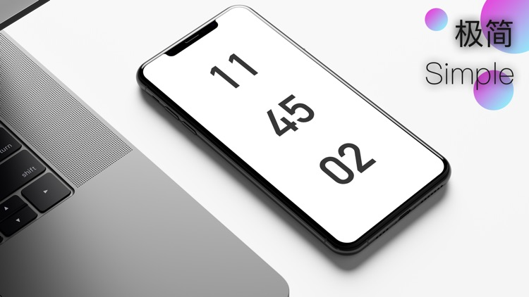 Motick - Flip Clock screenshot-3