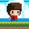 8 Bit Kid - Jumping World Findcomicapps.com