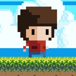 8 Bit Kid - Jumping World