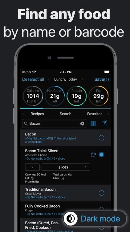 Keto.app - Keto Diet Tracker screenshot-0